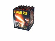 Батарея ракет Град 25